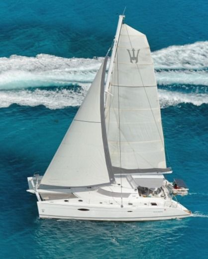 Catamarano Fountaine Pajot Nesi 60 da noleggiare