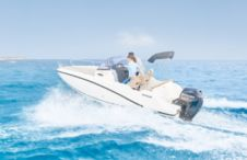 Quicksilver Activ 605 Sundeck in Split for hire