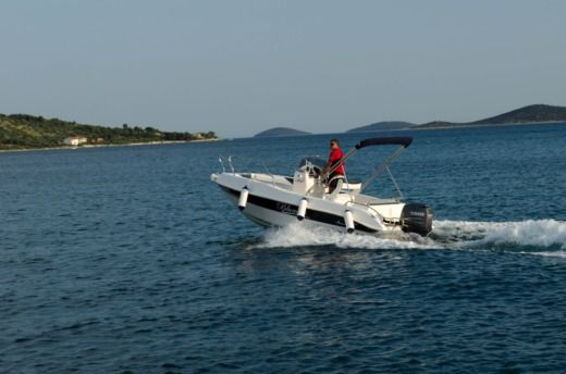 Blumax Open in Vodice for hire