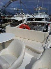 Jeanneau Prestige 36 Fly in Tunis for hire