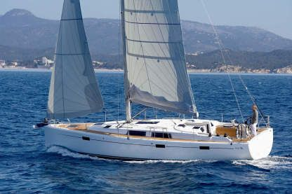 Rental Sailboat Hanse 415 Puntone di Scarlino