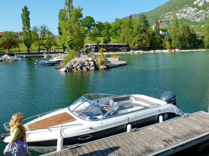Charter Motorboat Pacific Craft 690 Dc Le Bourget-du-Lac