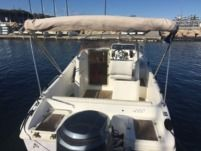Lomac Nautica Seabird 655 in Cannes for hire