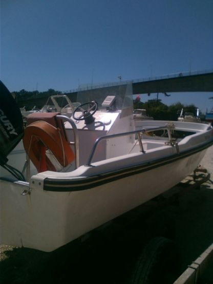 Rental Motorboat Dell Quay 510 La Tremblade