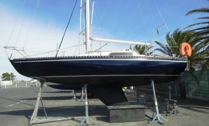 Charter Sailboat Plan Mauric Delph 26 Gte Marseille