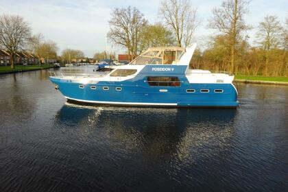 Rental Houseboat Poseidon Elite Vacance 1500 Sneek