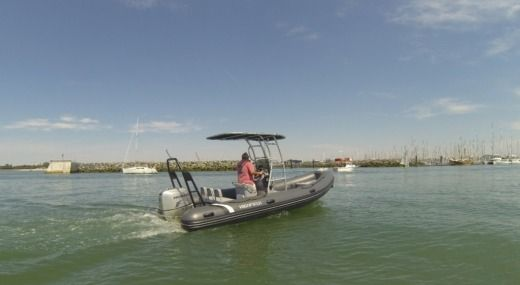 RIB Highfield Ocean Master for hire