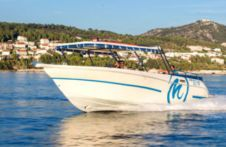 Rental Motorboat Enzo 35 Hvar