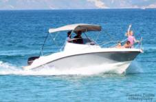 Poseidon Blu Water 6.40 in Zakinthos for rental