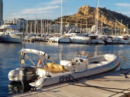 Location Semi-rigide Bwa 750 Alicante