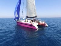 Location Catamaran Nautitech 64 Saint-Tropez