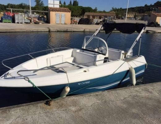 Quicksilver Quicksilver Commander 500 in Salon-de-Provence for hire