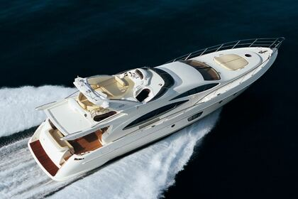 Location Yacht AZIMUT 70 EMMY Panama