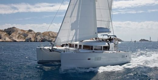 Catamaran Lagoon Lagoon 400 for hire