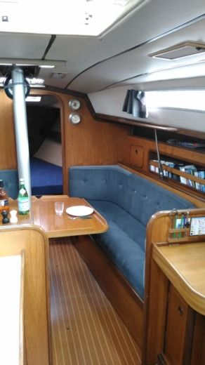 Voilier Beneteau First 375 Admiral entre particuliers