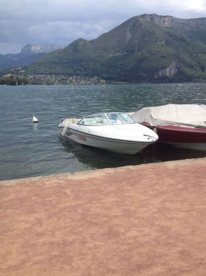 Rental Motorboat Sea Ray 175 Annecy