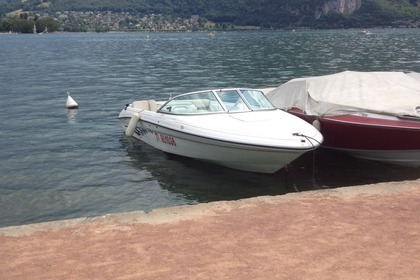 Hire Motorboat SEA RAY 175 Annecy
