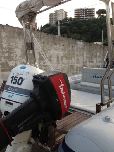 Jocker Boat Coaster 650 in Messina zu vermieten