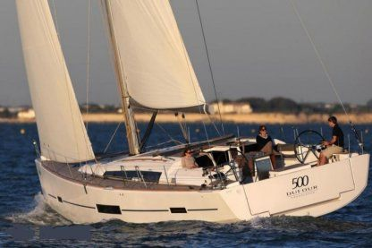 Rental Sailboat Dufour 500 Golfe Juan