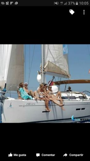 Sailboat Dufour 405 Grand Large peer-to-peer
