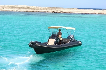 Rental RIB NUOVA JOLLY 25 Ibiza