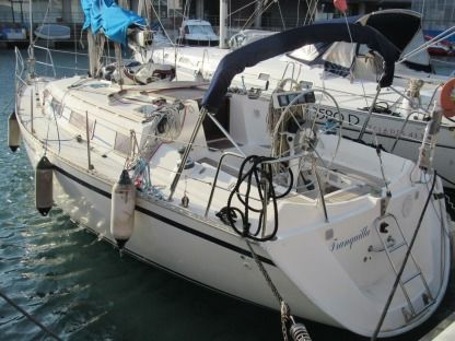 Rental Sailboat Gib Sea 352 Economy Line Genoa