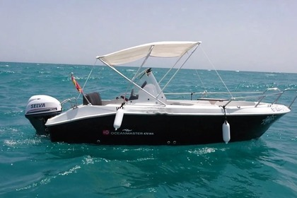 Hire Motorboat ADMIRAL OCEAN MASTER 470WA Torrevieja
