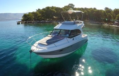 Rental Motorboat Beneteau Antares 30Fly  2014 Split