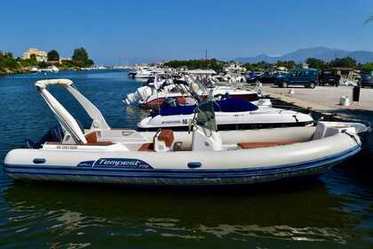 Location Semi-rigide CAPELLI Tempest 770 Saint-Florent