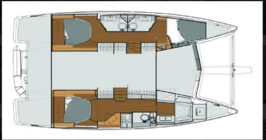 Fountaine Pajot Lucia 40 in Trogir