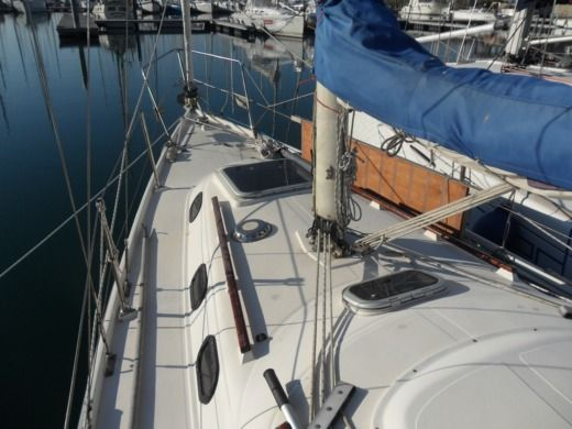 Charter sailboat in Monfalcone GO peer-to-peer