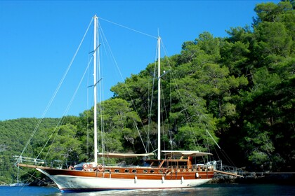 Charter Sailing yacht Gulet Be Happy Bodrum