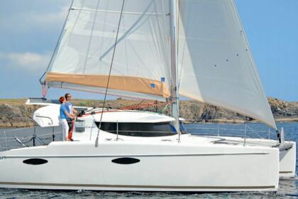 Location Catamaran FOUNTAINE PAJOT Mahe 36 - BATTOWIA Le Marin
