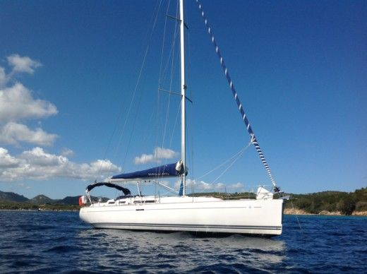 Sailboat Dufour Dufour 455 peer-to-peer