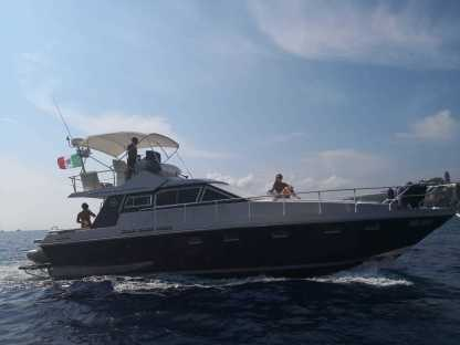Rental Motorboat Mochi Craft Superdominator 43 Capo d'Orlando