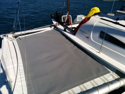 Location Catamaran Tricat T25 Larmor-Baden