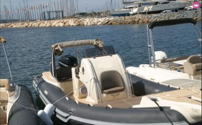 Location Semi-rigide Italboats Stingher 27 Gt Hyères