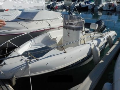 Rental Motorboat Rascala Fm17 Saint Ives