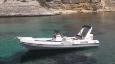 RIB Lomac Nautica 675 In for rental