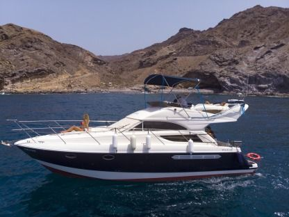 Rental Motorboat Fairline Phantom 38 Mogán