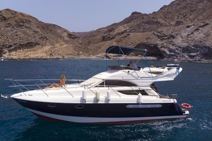 Charter Motorboat FAIRLINE PHANTOM 38 Mogán