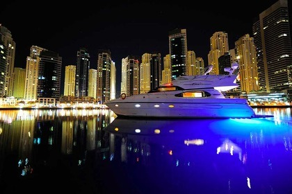 Charter Motorboat Gulf Craft 52 Dubai