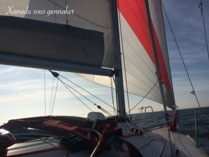 Rental Sailboat Beneteau First 27.7 Le Havre