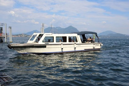 Rental Motorboat Battello 12 metri Baveno