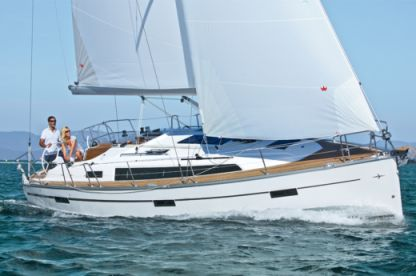 Charter Sailboat Bavaria Cruiser 37 Skiathos