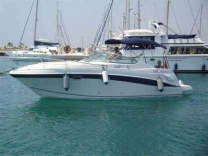 Charter Motorboat Four Winns Vista 268 Carry-le-Rouet