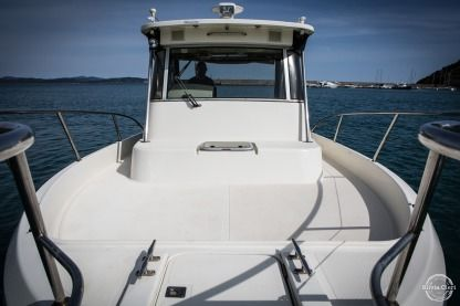 Miete Motorboot F300 Blue Time F300 Blue Time Monte Argentario