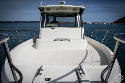Charter Motorboat F300 BLUE TIME F300 BLUE TIME Monte Argentario