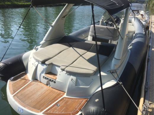 Jocker Boat Mainstream 800 a Mandelieu-la-Napoule da noleggiare