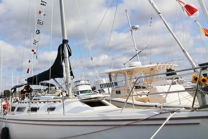Miete Segelboot Catalina 36' sloop Westbrook